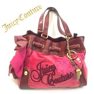 Juicy Couture Velvor Bag